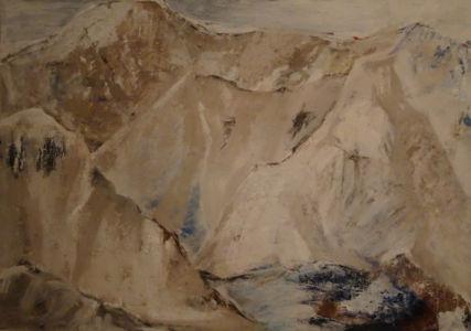 Sandberge 100 x 140 cm