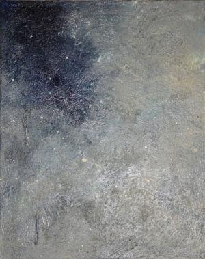 kleines Himmelsbild 80 x40 cm