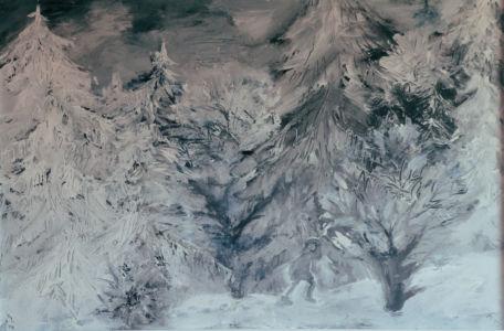 Winterreise Format 61 x 91 cm