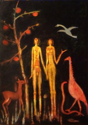 6. Tag - Gott schuf den Menschen und die Tiere