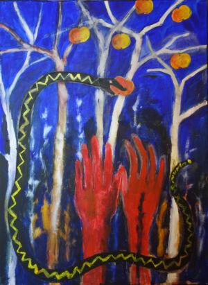 8. Tag - Von allen Bäumen dürft ihr essen nur von einem nicht!